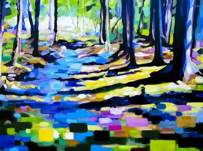 painting-canvas-forest-brook