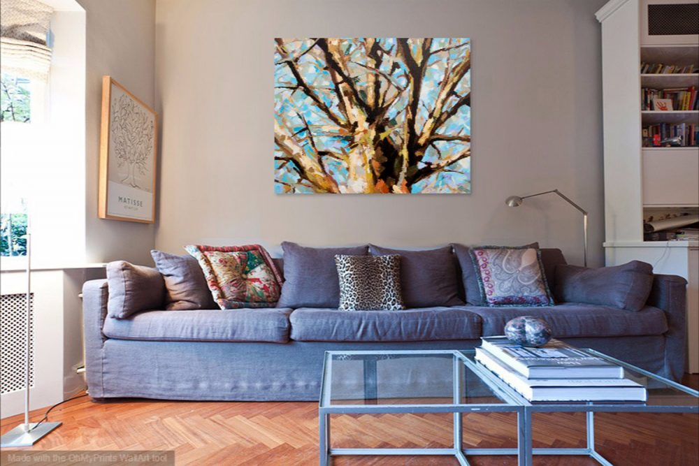 painting-interior-wall-tree